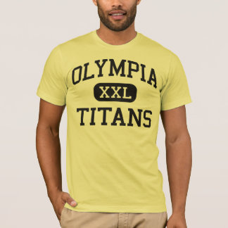 Olympia - Titans - High School - Orlando Florida T-Shirt