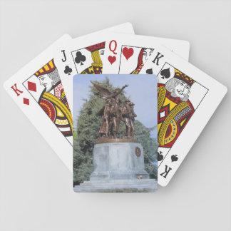 Olympia, Washington Playing Cards