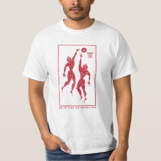 Olympian Basketball T-Shirt