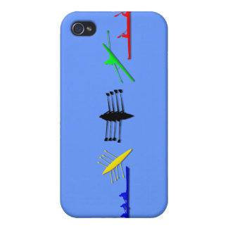Olympian Mens Athlete Rowing Womens Sports Cases For iPhone 4