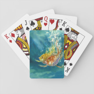 Olympic Dreams Playing Cards