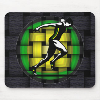 'Olympic Glory' Mouse Pad
