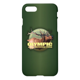 Olympic National Park (Elk) WT iPhone 8/7 Case