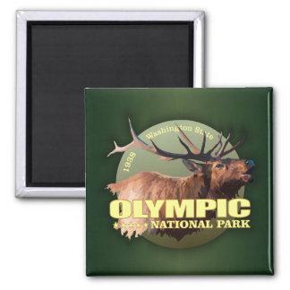 Olympic National Park (Elk) WT Magnet