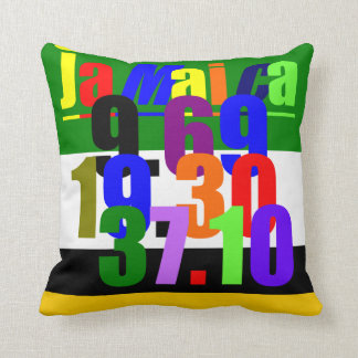 Olympic Records Throw Cushions