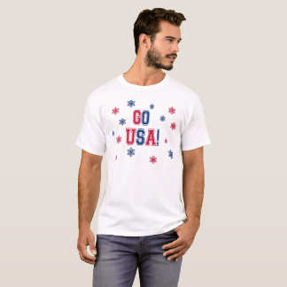 Olympic winter Games - Go the USA! T-Shirt