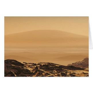 Olympus Mons Card