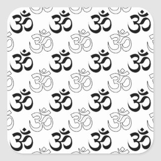 Om, Aum Symbol Stickers