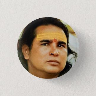 Om Babaji 3 Cm Round Badge