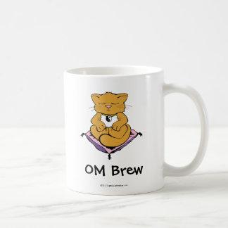 OM Brew Coffee Mug