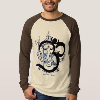 Om Ganesha Long Sleeve Shirt