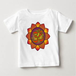 Om_in_anahatta_(gradients) Baby T-Shirt
