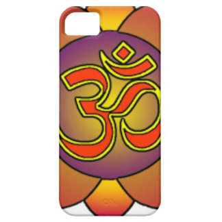 Om_in_anahatta_(gradients) iPhone 5 Covers