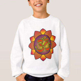 Om_in_anahatta_(gradients) Sweatshirt