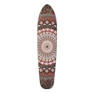 Om Mandala 20.6 Cm Skateboard Deck