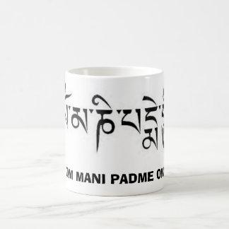 Om Mani Padme Om Magic Mug