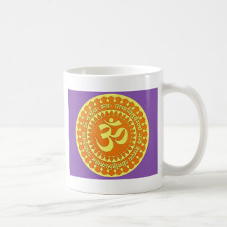 OM MANTRA COFFEE MUG