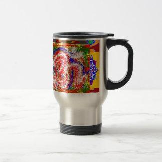 OM MANTRA : Dedication Passion Chant Prayer Coffee Mugs