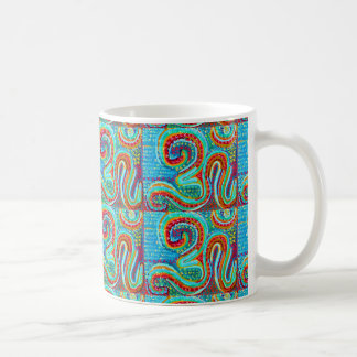 OM MANTRA Infinity - Display Meditate Chant Yoga Coffee Mug