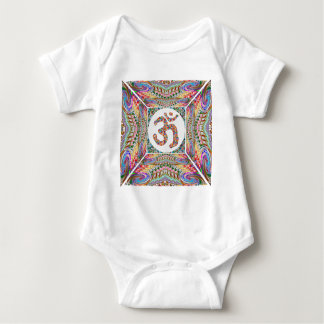 Om Mantra Jewel Collection Baby Bodysuit