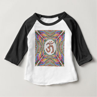 Om Mantra Jewel Collection Baby T-Shirt