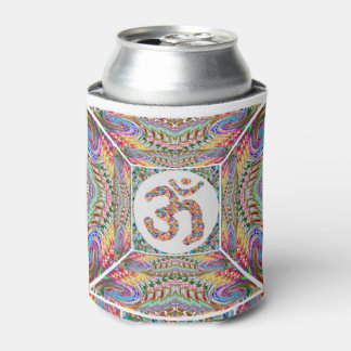 Om Mantra Jewel Collection Can Cooler