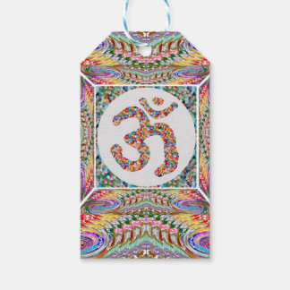 Om Mantra Jewel Collection Gift Tags