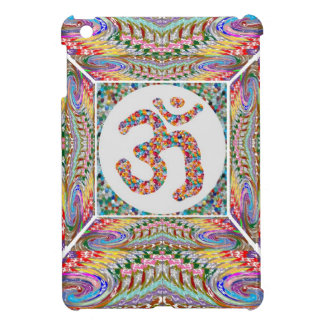 Om Mantra Jewel Collection iPad Mini Cover