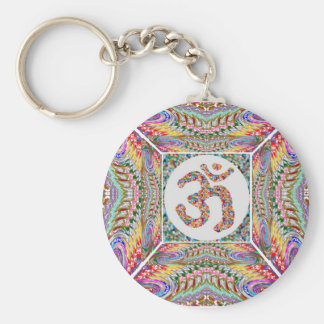 Om Mantra Jewel Collection Key Ring