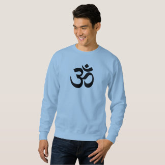 OM Mantra Men`s Sweater