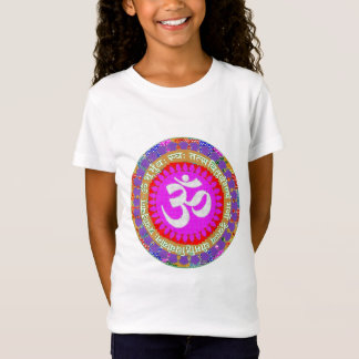 OM MANTRA OmMantra Hinduism Religion Yoga Indian T-Shirt