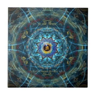 """Om Namah Shivaya""- The True Identity- Yourself Tile"