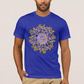 Om namaste T-shirt (men's)
