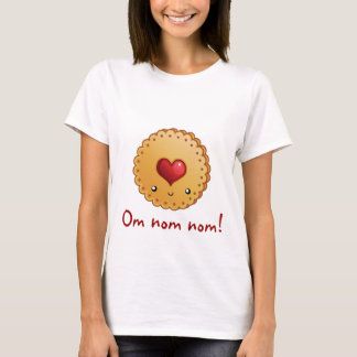 OM NOM NOM cookie T-Shirt