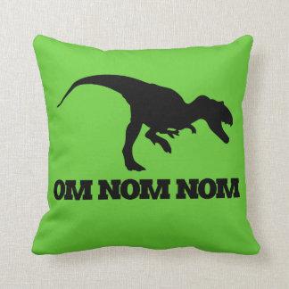 Om Nom Nom Cushion