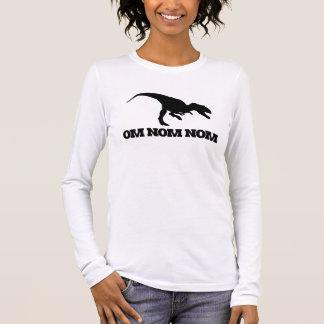 Om Nom Nom Long Sleeve T-Shirt