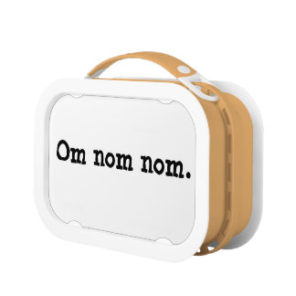 Om nom nom lunch box