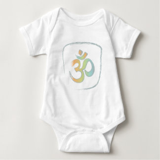 Om or Aum Baby Bodysuit