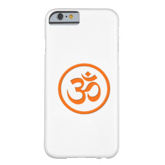 Om or Aum iPhone 6 case Barely There iPhone 6 Case