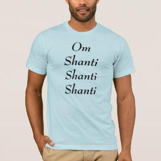 Om Shanti Shanti Shanti Men's T-Shirt