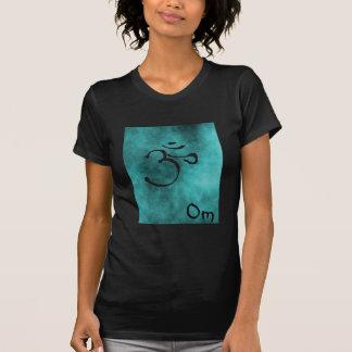 Om Shirt-Ladies Medium T-Shirt