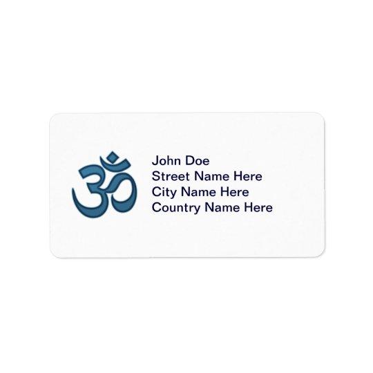 Om symbol address label