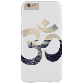 OM symbol by KylaCher studio Barely There iPhone 6 Plus Case