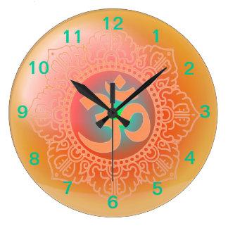 OM symbol clock