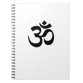 Om Yoga Notebooks