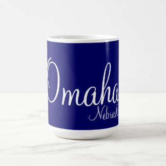 Omaha, Nebraska Coffee Mug