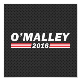 O'Malley 2016 (Martin O'Malley) Photo Print