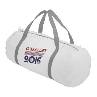 O'Malley 2016 Vintage Campaign Style Gym Duffel Bag