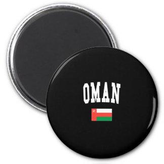 OMAN 6 CM ROUND MAGNET