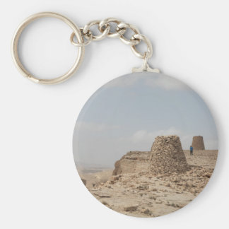 Oman ancient burial site key chain